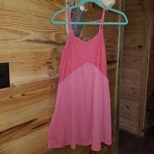 Pink Xhilaration dress